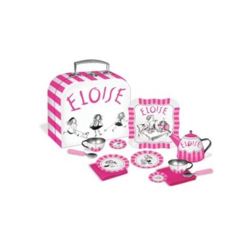 Eloise 12-Piece Tin Tea Set