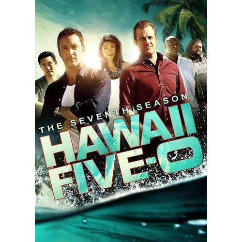 Hawaii Five-0: The Seventh Season [6 Discs] [DVD]