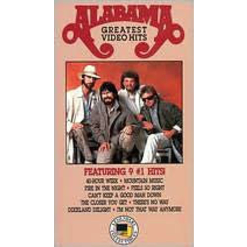 Alabama: Greatest Video Hits
