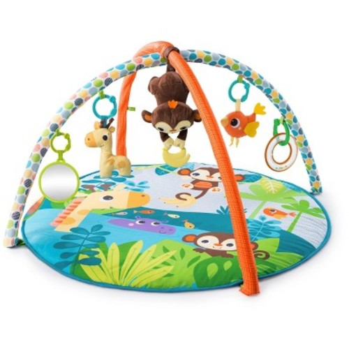 Bright Starts Monkey Activity Gym