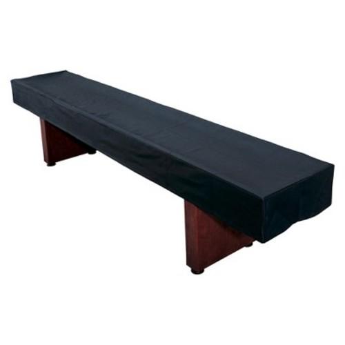 Hathaway Black Shuffleboard Table Cover