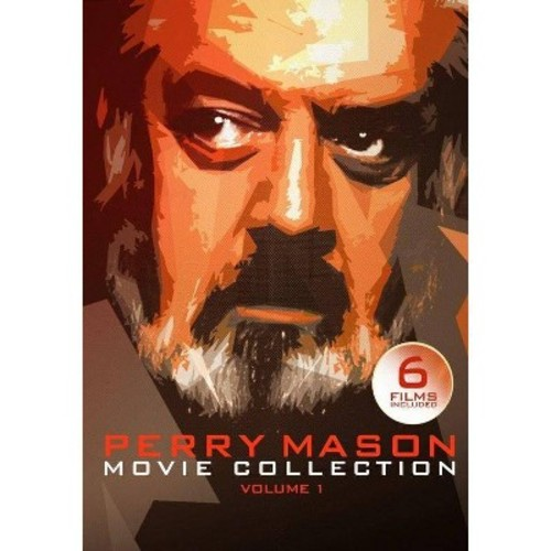 Perry Mason Movie Collection Vol. 1 (DVD)
