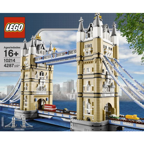 LEGO Creator Expert Tower Bridge 10214