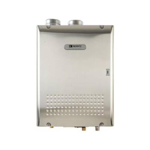 Noritz Commercial Condensing Indoor Tankless Water Heater w/ Direct Ventilation