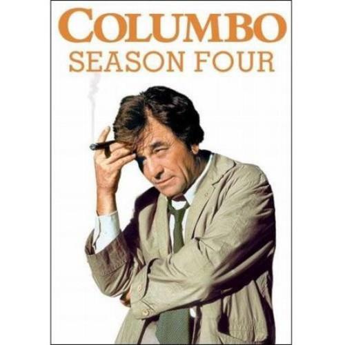 Columbo: Season Four [3 Discs] (DVD) (Eng)