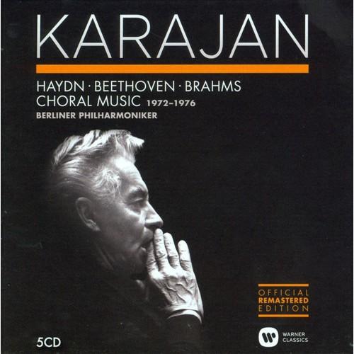 Haydn, Beethoven, Brahms: Choral Music, 1972-1976 [CD]