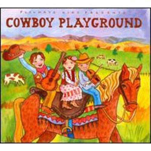 Cowboy Playground By Various Artists (Audio CD)