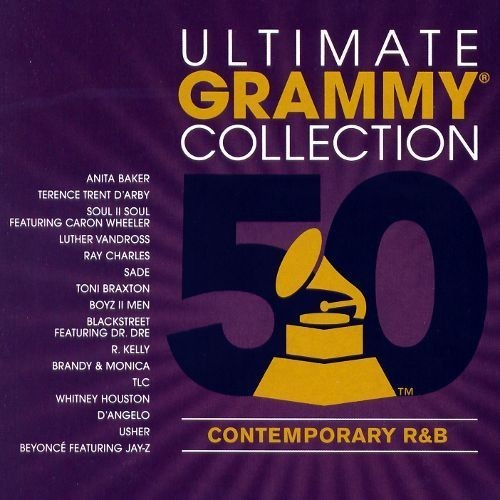 Ultimate Grammy Collection: Contemporary R&B [CD]