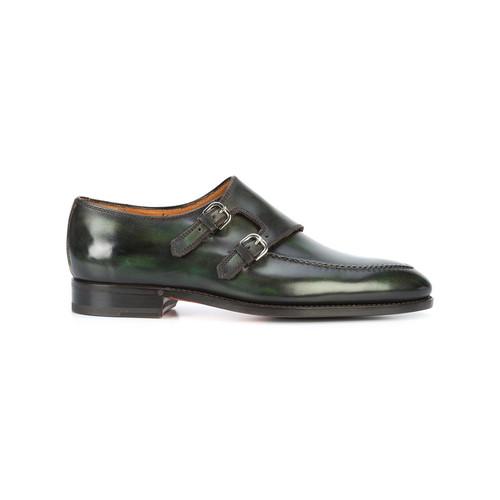 Diamante III monk shoes