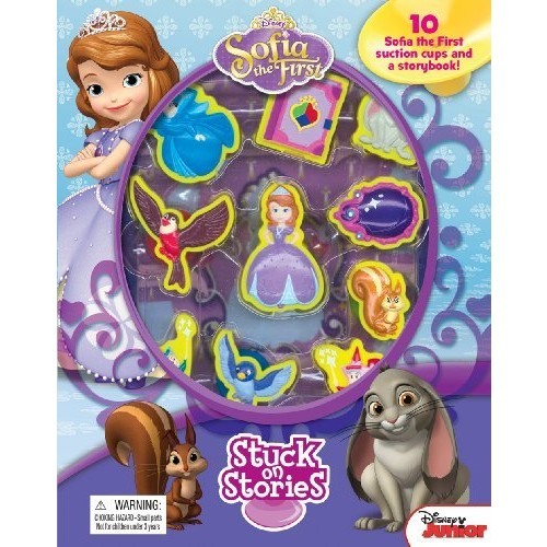 Disney Sofia the First Stuck on Stories