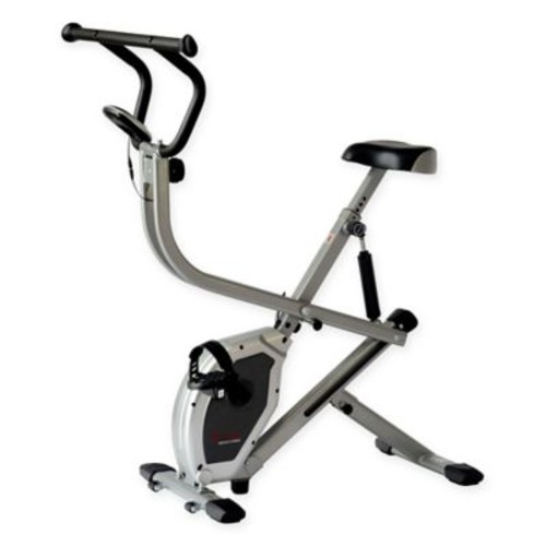 Dual Action Rider Bike in Grey