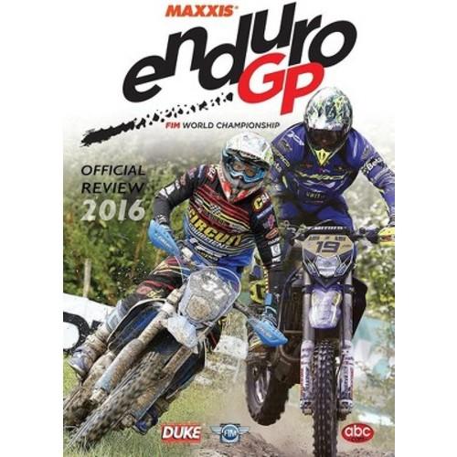 World Enduro:2016 Review (DVD)