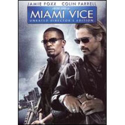 Miami Vice [Unrated Director's Edition] WSE DD5.1