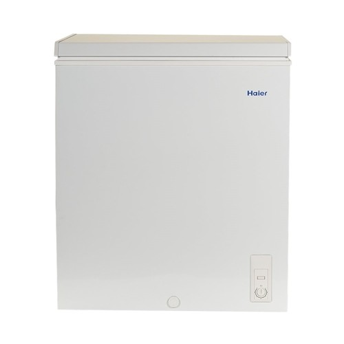 Haier - 5 Cu. Ft. Chest Freezer - White