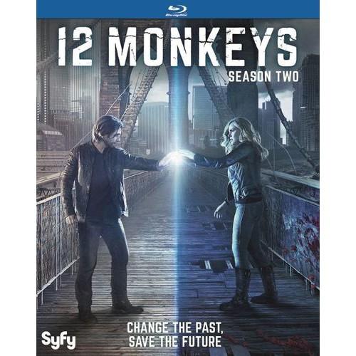 12 Monkeys: Season Two [Blu-ray] [3 Discs]