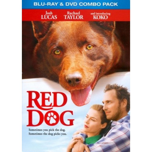 Red Dog (2 Discs) (DVD/Blu-ray)
