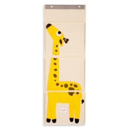 3 Sprouts Giraffe Wall Organizer