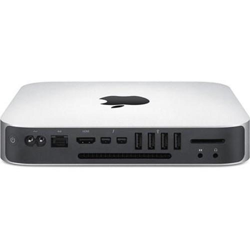 Apple Mac mini MGEQ2LL/A Desktop Computer - Intel Core i5 2.80 GHz - 8 GB LPDDR3 - 1 TB HHD - Mac OS X 10.10 Yosemite - Intel Iris Graphics Graphics - Wireless LAN - Bluetooth - HDMI - 4 x Total USB Port(s) - MGEQ2LL/A
