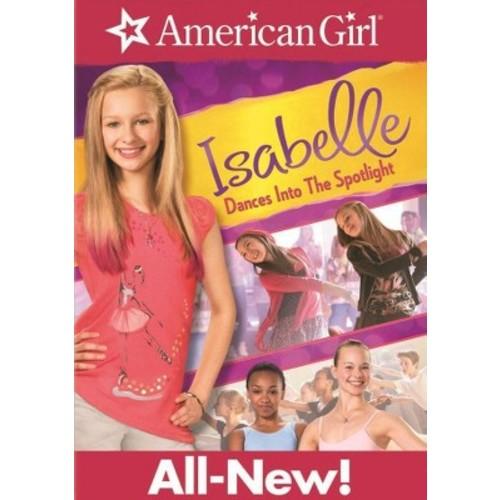 American Girl: Isabelle Dances into the Spotlight (dvd_video)