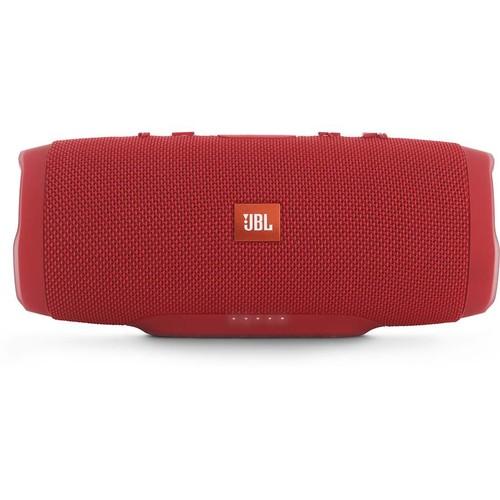 JBL Charge 3 (Red) Waterproof portable Bluetooth speaker