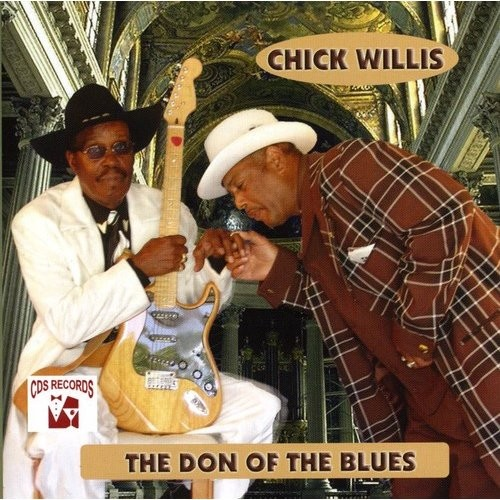 The Don of the Blues [CD]