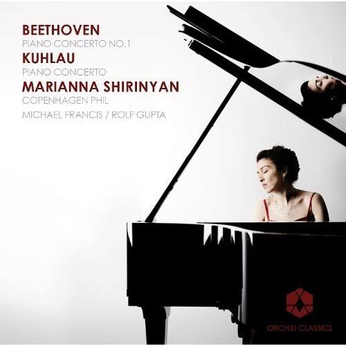 Beethoven: Piano Concerto No. 1; Kuhlau: Piano Concerto [CD]