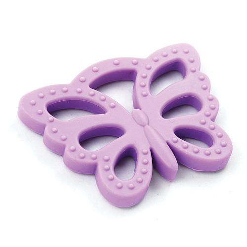 Bumkins Silicone Teether - Butterfly