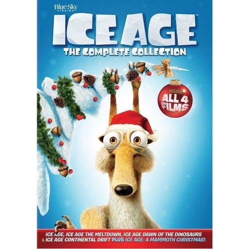 Ice Age: The Complete Collection [5 Discs] [DVD]