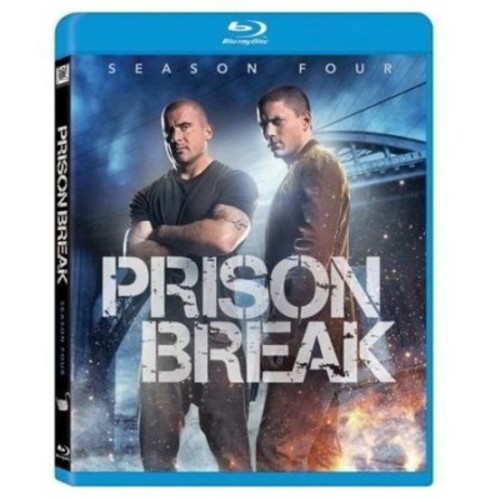 Prison Break Season 4 (Blu-ray)