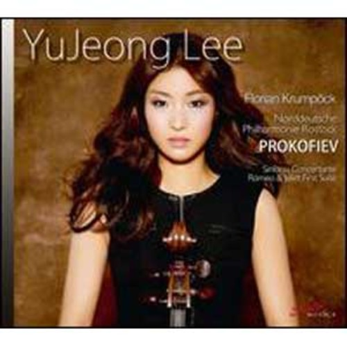 Prokofiev: Sinfonia Concertante; Romeo & Juliet First Suite By YuJeong Lee (Audio CD)
