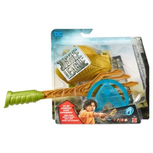 DC Justice League Aquaman Action Gear Pack