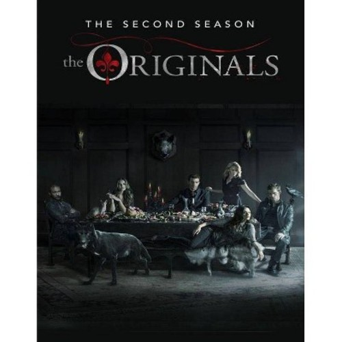 The Originals: The Complete Second Season (Blu-ray + Digital HD With UltraViolet) (Widescreen)