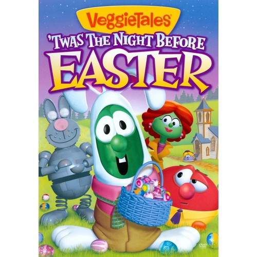 Veggie Tales: 'Twas the Night Before Easter [DVD]