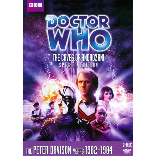Doctor Who: The Caves of Androzani [Special Edition] [2 Discs] [DVD]