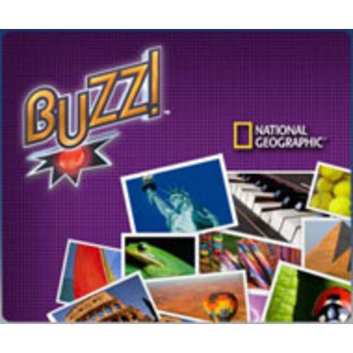 BUZZ! Quiz World PSP National Geographic: Kids Quiz [Digital]