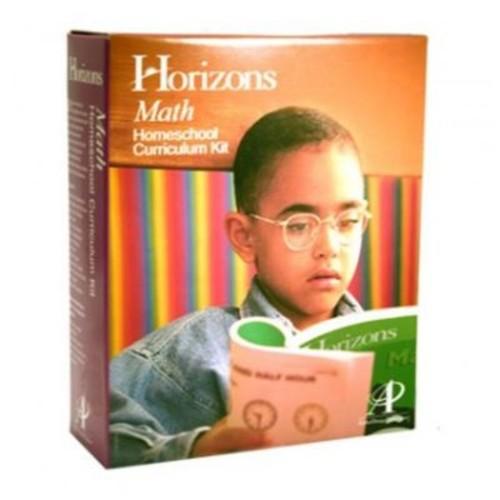 Alpha Omega Publications Mathematics 4 Complete Set (APOP215)