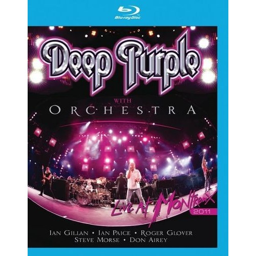 Live at Montreux 2011 [DVD]