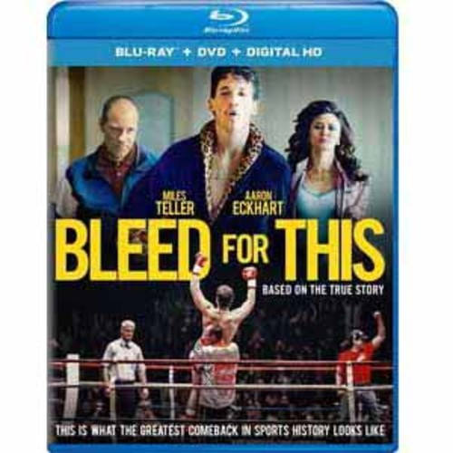 Bleed For This [Blu-Ray] [DVD] [Digital HD]