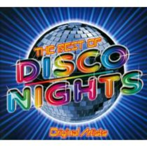 The Best of Disco Nights [2009] [CD]