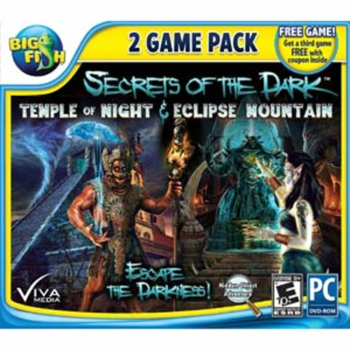 Secrets of the Dark 2 Game Pack by Encore