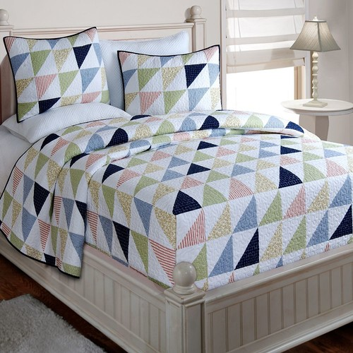 Westwind Reversible Quilt - Full/Queen