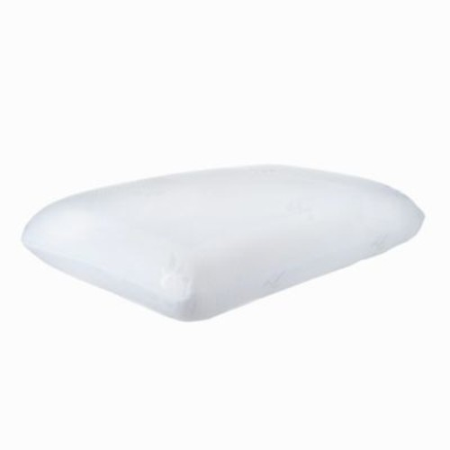 Remedy Comfort Gel Memory Foam Pillow in White