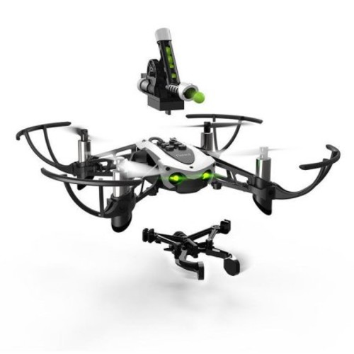 Parrot Mambo Minidrone with Attachments
