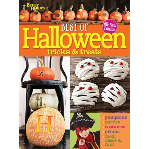 Best of Halloween Tricks & Treats, Second Edition