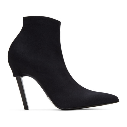 BALENCIAGA Black Sock Boots