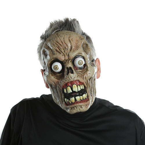 Totally Ghoul Googly Eyes Zombie Halloween Mask