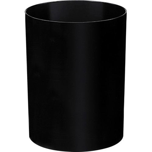 CEP Ice Transparent Wastebasket, Ice Black
