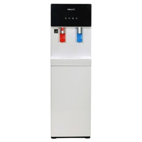 Air - Pure Spring Hot&Cold Bottom Loading Water Dispenser - White