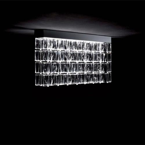 Tile 32 Glasses Ceiling Light