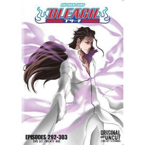 Bleach Uncut Box Set, Vol. 21 [2 Discs] [DVD]